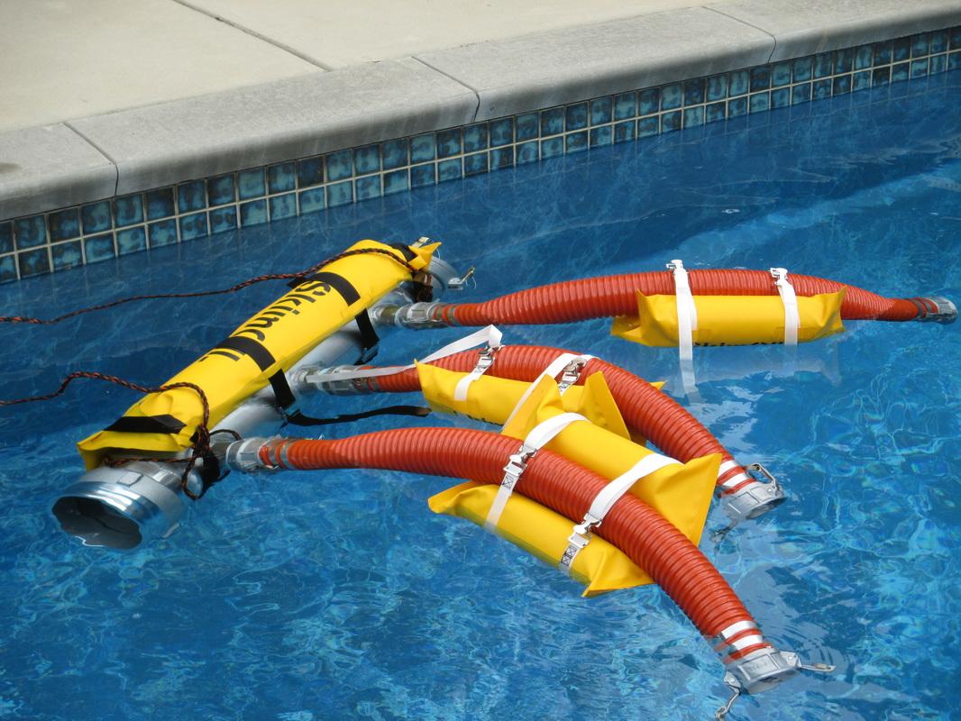 Hose Floats Custom Manifolds Skimoil