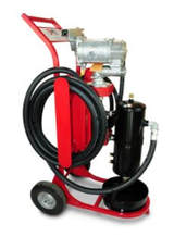 S/PTCU-20/X: 20GPM Portable tank cleaning unit